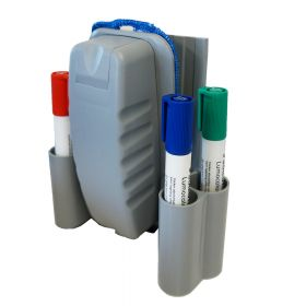 Whiteboard-Wischer - All-in-1 - Magnetisches Reinigungssystem mit Wasserreservoir & Stifthalter