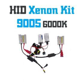 Xenon 9005 Kit - 6000K