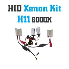 Xenon H11 Kit - 6000K