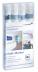 Legamaster Kreide-Marker für Glasboard, Fenster und Spiegel - Set von 4 Stück -  Weiß