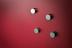 Kleine Glasboard-Magnete 12mm