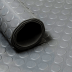 "Gummimatte ""Vidar"" - Noppen - 3mm - 120cm - Meterware - Grau - Fast geruchsneutral"